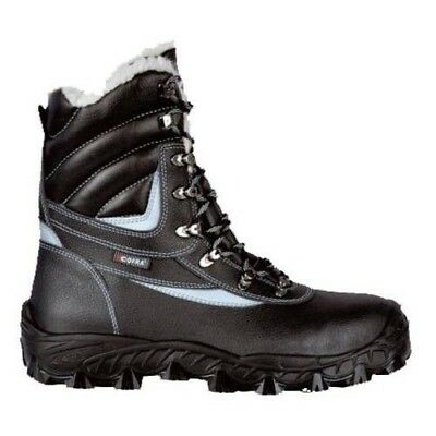Cofra New Barents Safety Boots with Composite Toe Caps & Midsole Fur Lined
