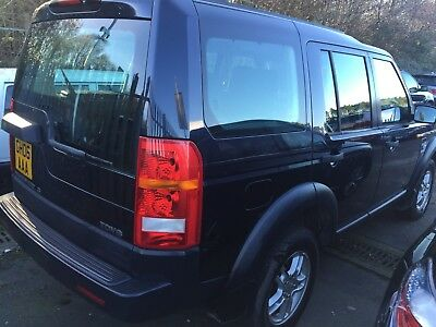 06 Land Rover Discovery 3 2.7 Tdv6 7 Seats, 11 Services, 1 F/rec Owner, Lovely