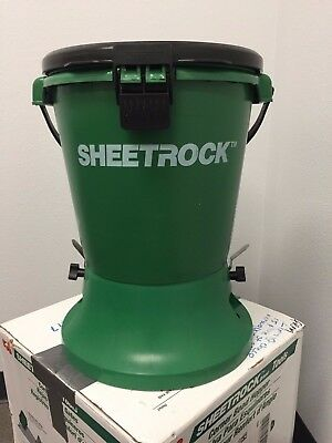 USG Sheetrock Paper Face Bead Hopper - Open Box, CLEAN, w/90 & Bullnose Gates