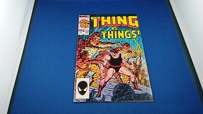 Marvel The Thing #16 Oct. 1984