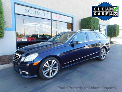 2011 Mercedes-Benz E-Class E 350 4dr Wagon E350 Sport 4MATIC 2011 Mercedes-Benz E350 4Matic Wagon, 3rd row seats, RARE!