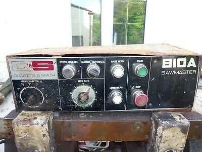 Metal-cutting band saw industrial 3 phase automatic