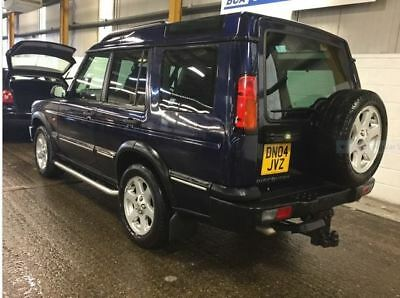04 Land Rover Discovery 2.5 Es Premium 7 Seats, Leather, Climate, Alloys, Cd,