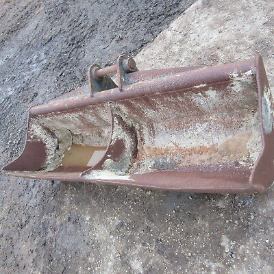 5Ft Excavator Ditching Bucket 45Mm Pins To Suit Jcb 3Cx