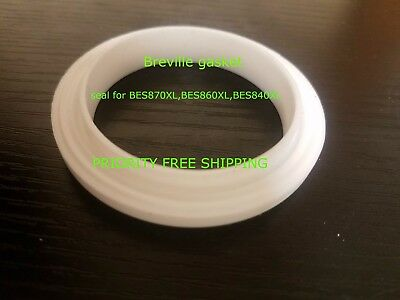 New Genuine Breville Espresso Gasket Seal for BES870XL, BES860 PRIORITY SHIPPING