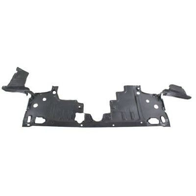Partomotive For 11-15 Sienna Van 3.5L Front Engine Splash Shield Under Cover Undercar