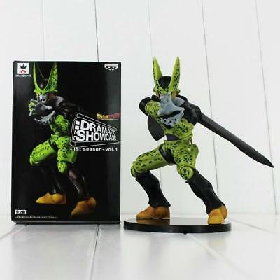 Cell Dragon Ball Z Figure Perfect Super Saiyan Vegeta Action Goku New Trunks Ban
