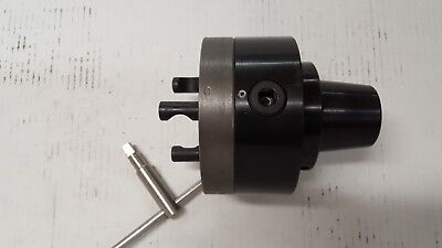 """5 """"  5C  Chuck With  D1-3 Adaptor  Plate  Included"""