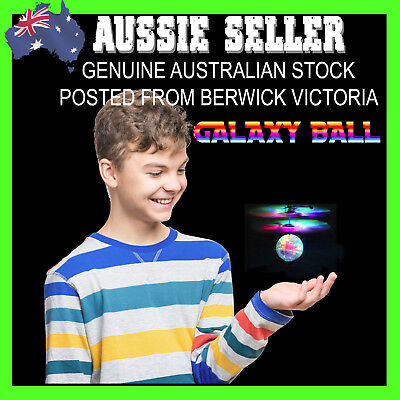 USB Rechargeable Galaxy Ball Kids Boy or Girl Toy... Watch Video in Description