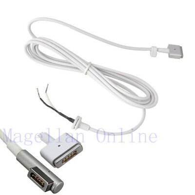 "45W 60W 85W AC Power Adapter Repair Cord Cable ""T/L-tip"" For MacBook Pro"