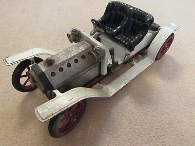 1970's Mamod Steam Car - Used - NO Click and Collect Option