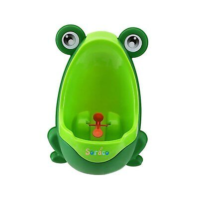 Boys Target Pee Trainer Potty Toilet Urinal Frog Trainning For Toddler Kids Baby
