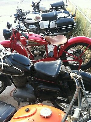 1958 Other Makes HD, BMW, Guzzi, TWN, BSA, ETC  1950-1970 Motorcycle lot best offer