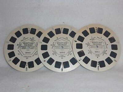 """View Master """"Beauty and the Beast"""""""