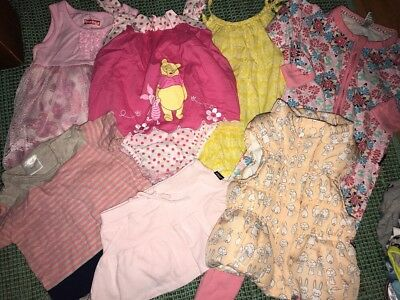 Baby Girls Clothes Job Lot Sz 0 Sprout Bonds Disney Seed Country Road