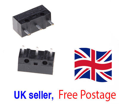 Mouse Micro Switch D2FC-F-7N Mouse Button UK SELLER