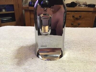 Kenwood Tin Open and Knife Sharpener