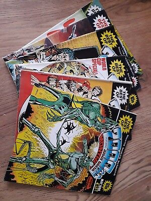 The best of 2000ad monthly