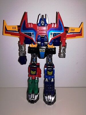 TRANSFORMERS - MICROTRON  - 5 in 1 - DIE CAST '80 - RARO