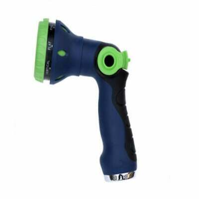 Water Pistol High Pressure Soft Grip Thumb Control 8 Pattern 12mm 1/2 NEW ZORRO