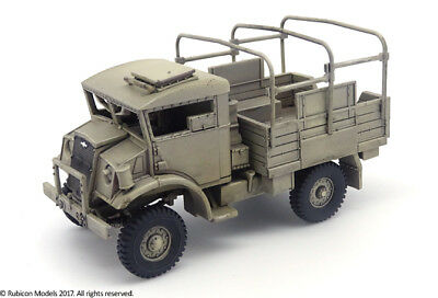 British CMP 15cwt Truck (28mm 1/56 scale) Rubicon 280056 - P3
