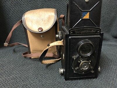 Vintage German Voigtlander -Brilliant Camera