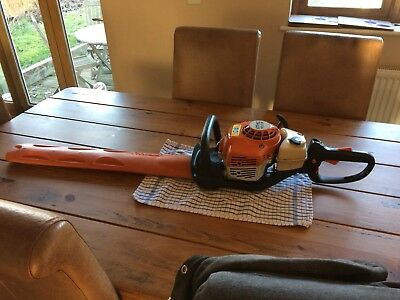 """Stihl HS81R Hedgecutter with 24"""" Blade"""