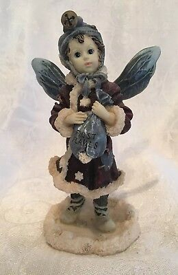Boyds Bears & Friends Wee Folkstones Collection Kristabell Faeriefrost figurine