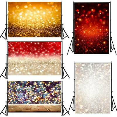 Wedding Photo Backdrop Glitter Photography Background Prop Gift 3x5ft/5x7ft Hot
