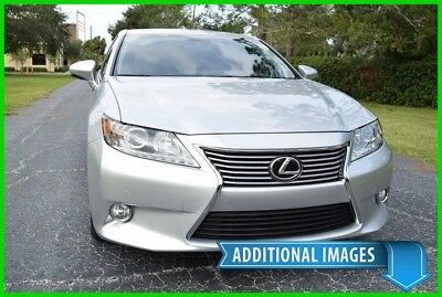 2015 Lexus ES 350 ES350 BLIND SPOT MONITOR! LOADED! - FREE SHIPPING SALE honda accord ex-l infiniti q40 q50 q80 m37 g37 is350 is250 gs350 nissan maxima