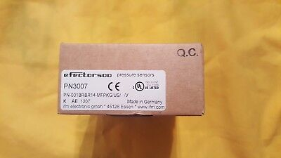 ifm electronic Drucksensor 0...1 bar PN3007