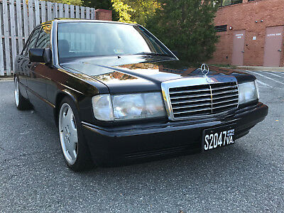 1991 Mercedes-Benz 190-Series  1991 AMG style Mercedes Benz 190e 2.6