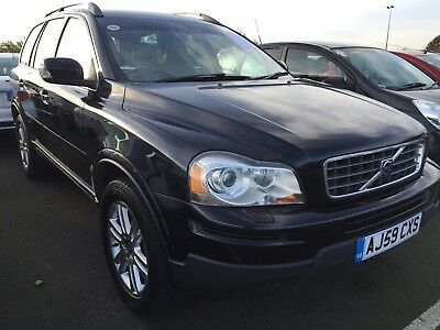 59 Volvo Xc90 2.4 D5 185 Se Lux Premium Full Leather, Sat Nav, 7 Seats Climate
