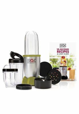 New The Original Magic Bullet Food Processor Plus 11 Piece Set UK seller