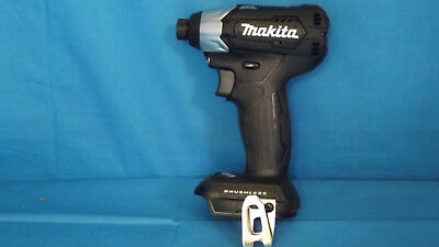 NEW Makita XDT15ZB 1/4 Li-ion Brushless 18 volt Impact multi-speed