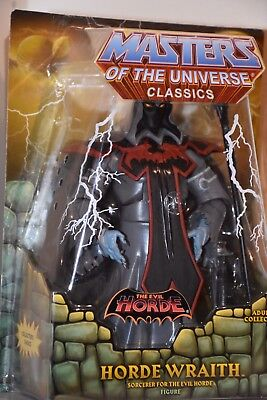 Horde Wraith Masters of the Universe Classics OVP