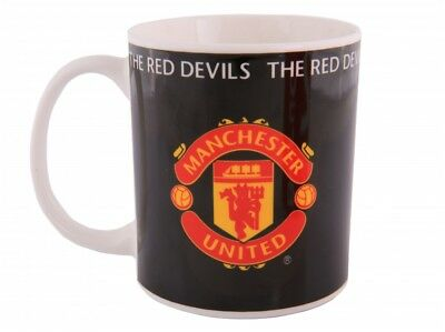Manchester United Supporters Mug Ceramic Coffee Cup Tea 350ml Football Gift