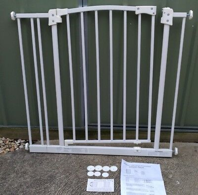 Perma Child Safety Swing Gate With Extension