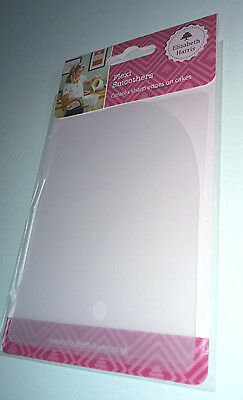 2 FLEXI SMOOTHERS Cake Decorating ELIZABETH HARRIS Icing FROSTING Edging Rnd Squ