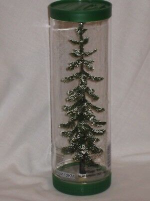 "Lemax ""Blue Spruce Village Tree "" From The Coventry Cove Collection"