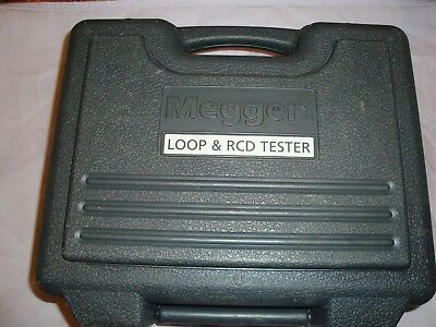Megger LRCD220 Combined Loop/RCD Tester Calibrated In Great Condition