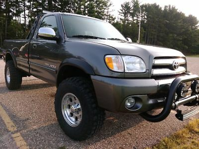 2003 Toyota Tundra SR5 standard cab toyota tundra 2003  120000 miles excellent  condition.  6500 dollars in upgrades