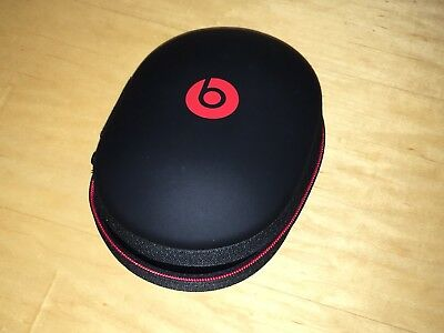 Genuine Beats by Dr Dre Headphones Studio 2.0 Wireless /Wired Hard Carrying Case