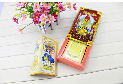 Hope Cosplay Card Captor Sakura Clow Cards Free Shipping New red