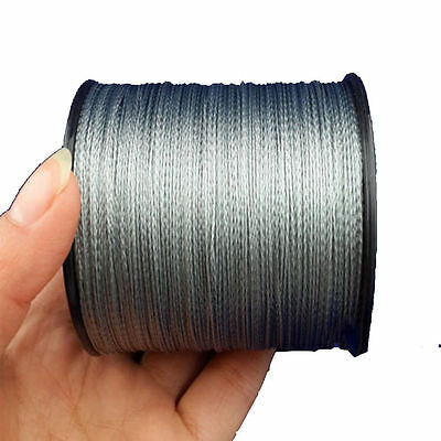 500M PE Fishing Line Extreme Braided Line Agepoch Dyneema Spectra Sea Sports New