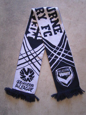 Genuine Official A-League Product - Melbourne Victory Scarf MVFC soccer