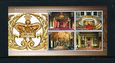 GREAT BRITAIN   MNH   3285   Buckingham Palace S/S       HK775