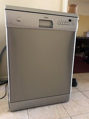 Dishlex DX301 Dishwasher - Stainless Steel
