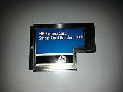 HEWLETT PACKARD HP 458899-001 ExpressCard Smart Card Reader/Adapter SCR3340
