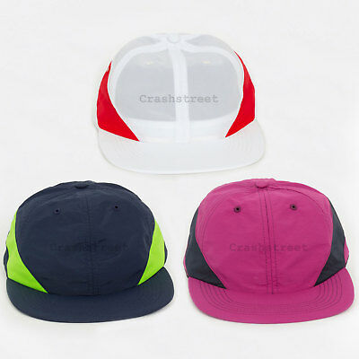 99f4a5b75ad Supreme FW17 Nylon Arc 6-Panel Hat camp logo cap shirt box hat tee
